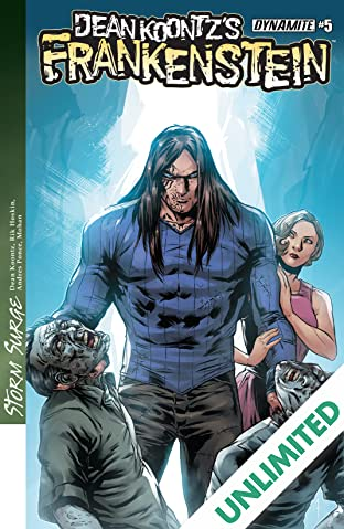 Dean Koontz's Frankenstein: Storm Surge #5: Digital Exclusive Edition