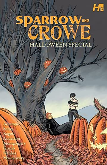 Sparrow and Crowe: Halloween Special