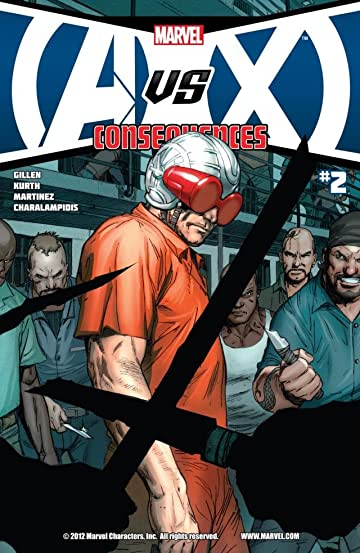 AVX: Consequences #2 (of 5)