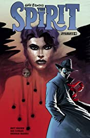 Will Eisner's The Spirit #8: Digital Exclusive Edition
