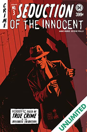 Seduction Of The Innocent #3: Digital Exclusive Edition