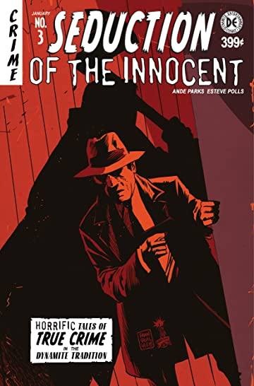 Seduction Of The Innocent #3: Digital Exclusive Edition