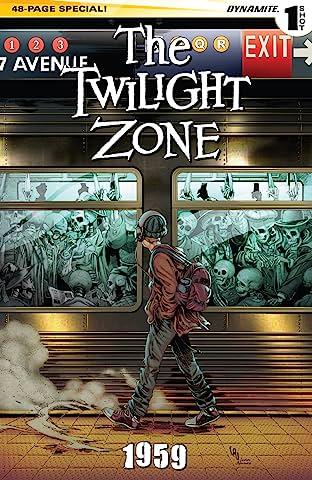Twilight Zone 1959: Digital Exclusive Edition