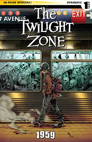 Twilight Zone 1959: Digital Exclusive Edition