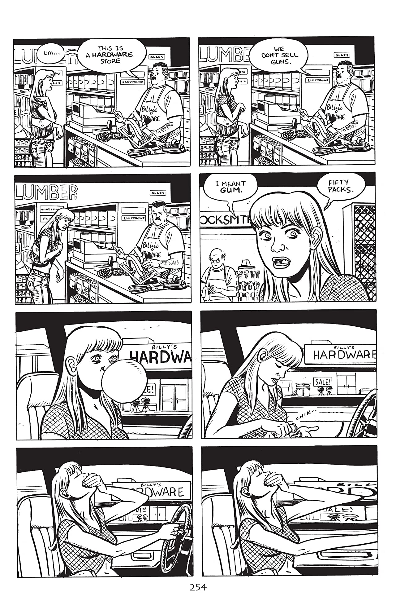 Stray Bullets: Sunshine & Roses #10