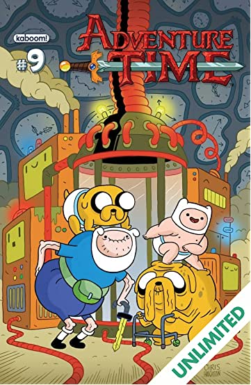 Adventure Time #9