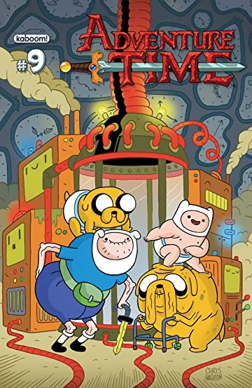 Adventure Time #9