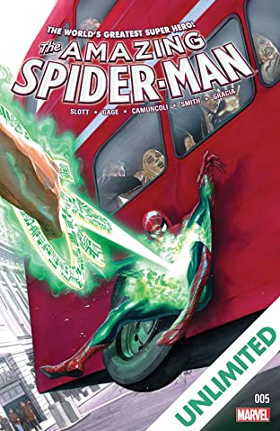 Amazing Spider-Man (2015-2018) #5