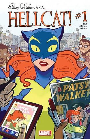 Patsy Walker, A.K.A. Hellcat! (2015-2017) No.1