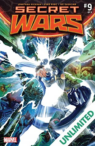 Secret Wars (2015-2016) #9 (of 9)