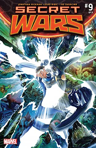 Secret Wars (2015-2016) No.9 (sur 9)