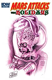 Mars Attacks: The Holidays