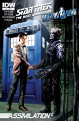 Star Trek: The Next Generation/Doctor Who: Assimilation #6