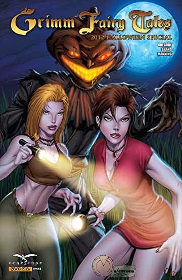 Grimm Fairy Tales #4: Halloween Special 2012