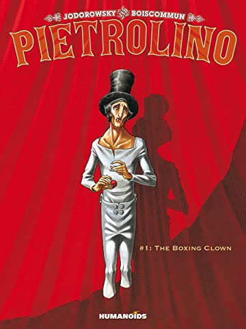 Pietrolino No.1: The Boxing Clown