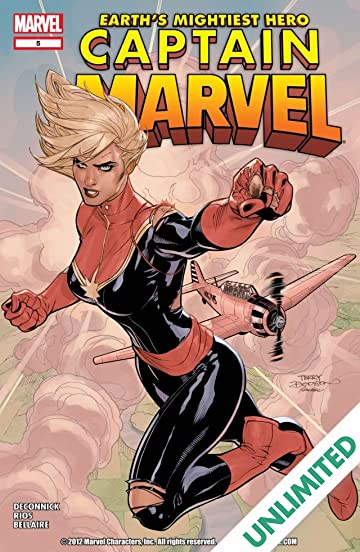Captain Marvel (2012-2013) #5