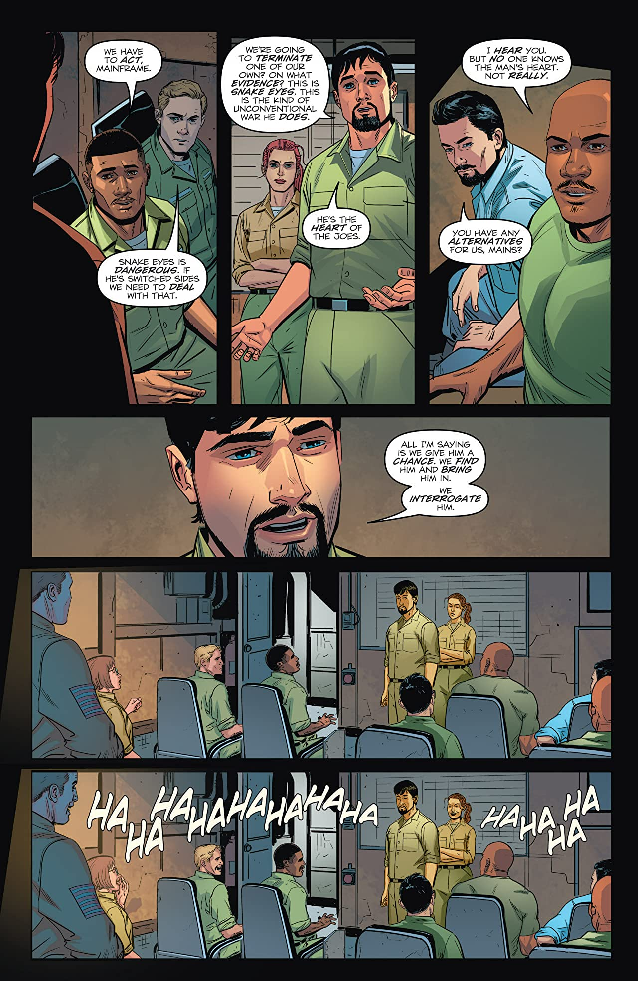 G.I. Joe (2011-2013) #18