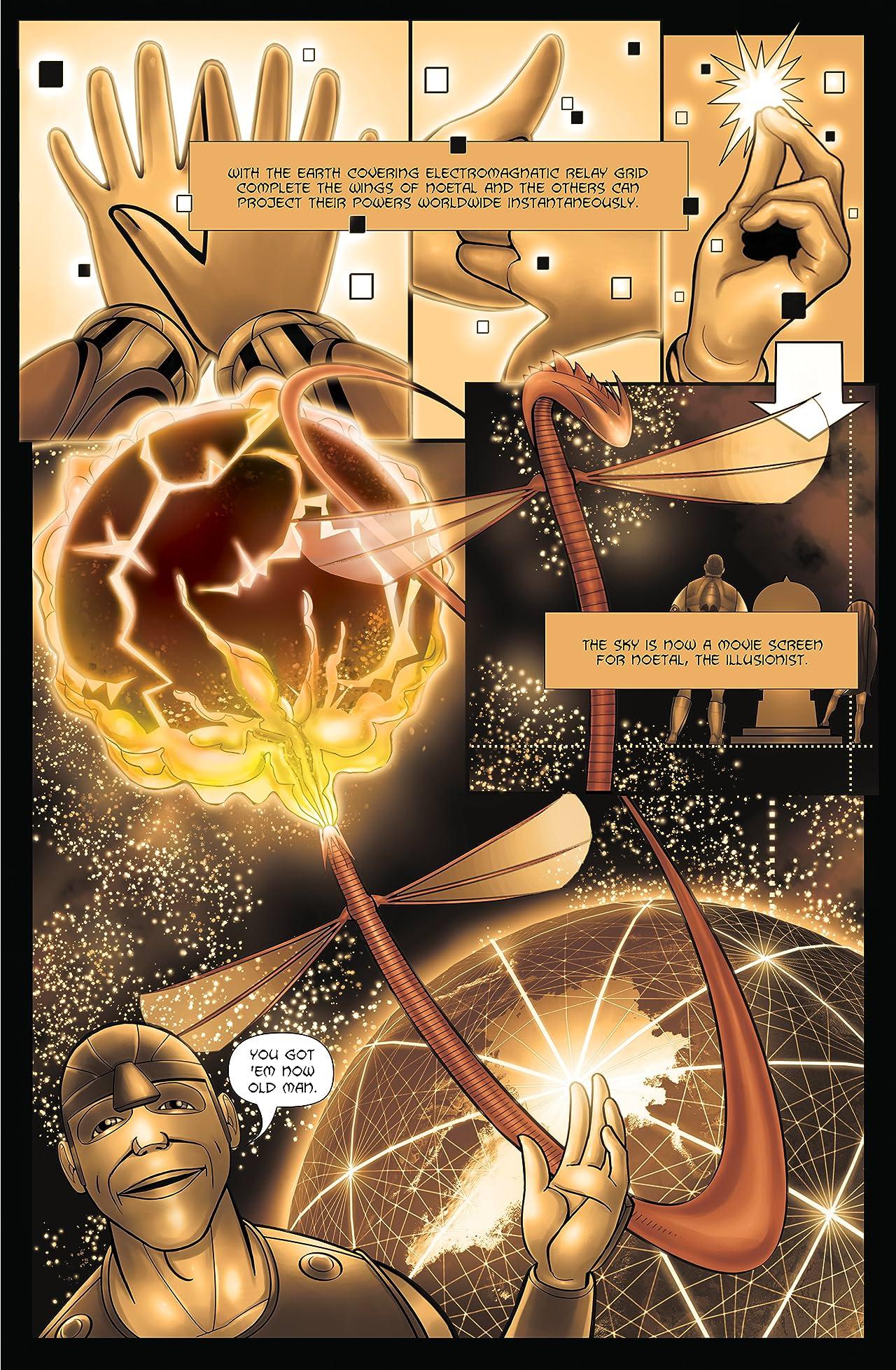 Electromagnate #7