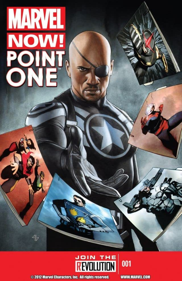 Marvel Now! Point One #1