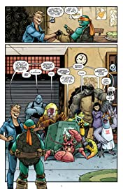 Teenage Mutant Ninja Turtles #53