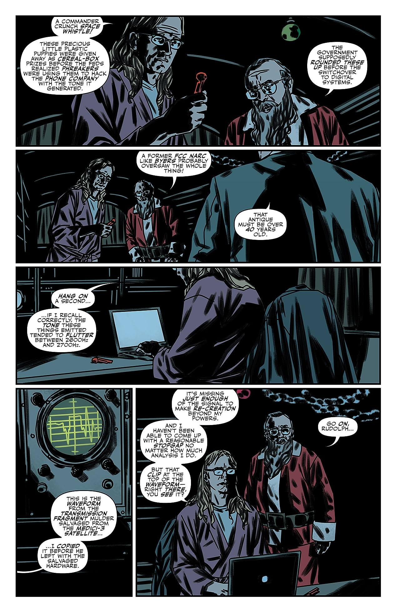 X-Files X-Mas Special 2015