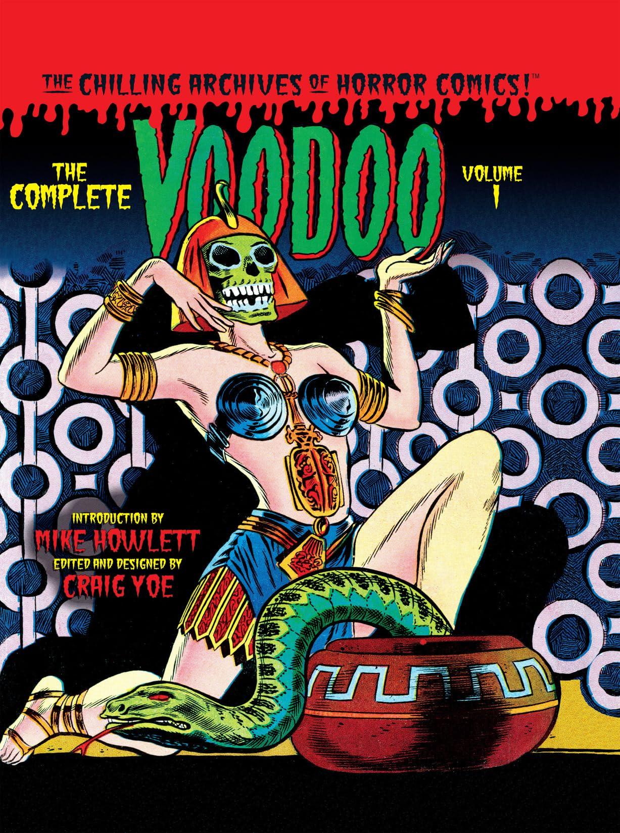 The Complete Voodoo Vol. 1