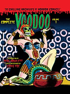 The Complete Voodoo Vol. 1