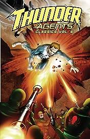 T.H.U.N.D.E.R. Agents Classics Vol. 6