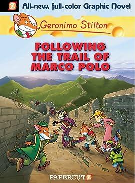 Geronimo Stilton Vol. 4: Following the Trail of Marco Polo