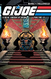 G.I. Joe: A Real American Hero Tome 13