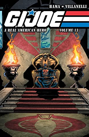 G.I. Joe: A Real American Hero Vol. 13
