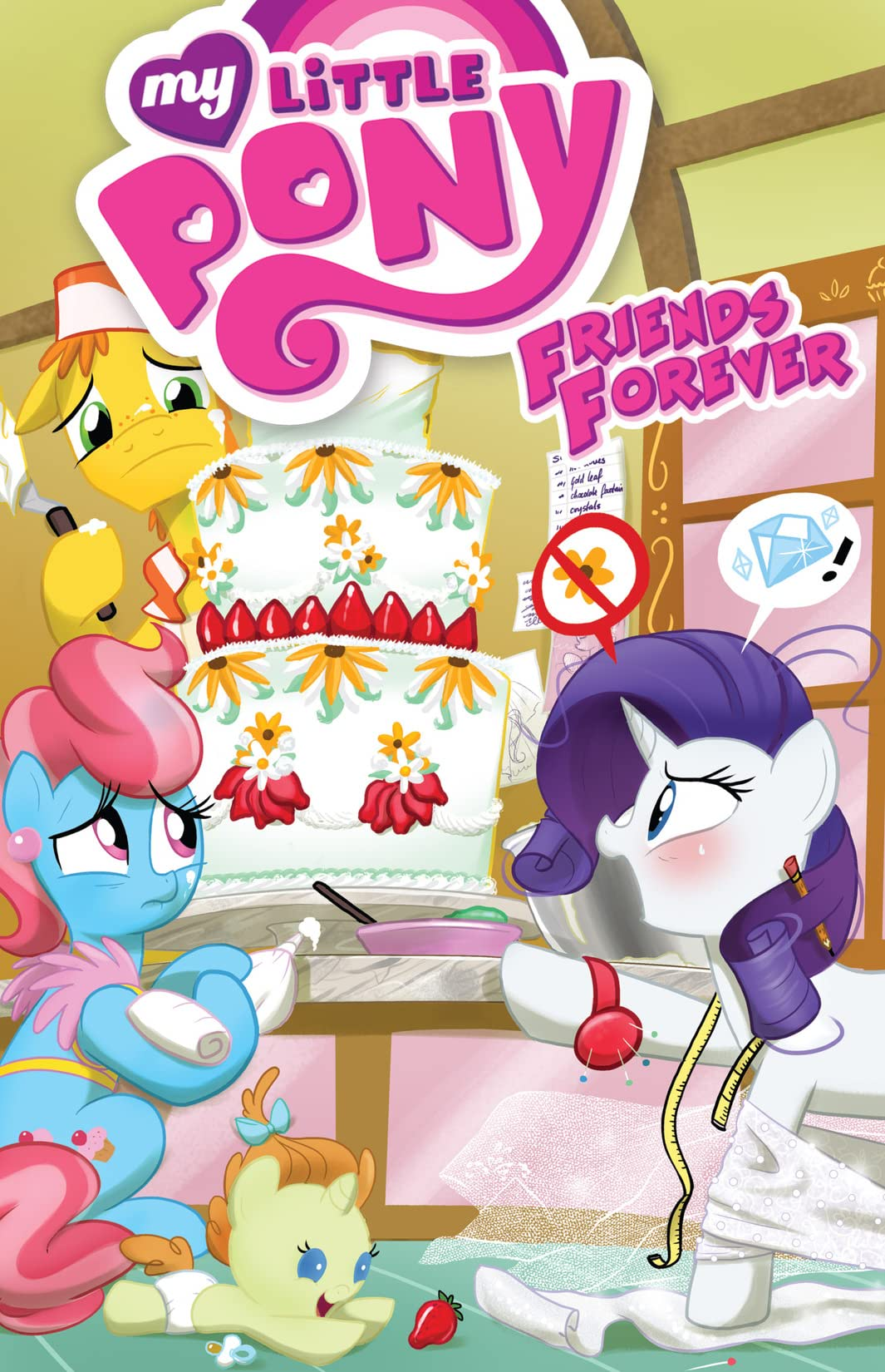 My Little Pony: Friends Forever Vol. 5