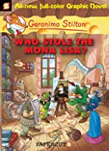 Geronimo Stilton Vol. 6: Who Stole the Mona Lisa?
