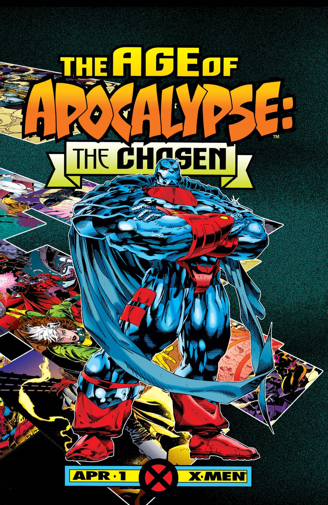 Age of Apocalypse: The Chosen (1995) #1