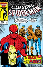 Amazing Spider-Man (1963-1998) #276