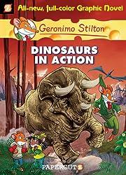 Geronimo Stilton Vol. 7: Dinosaurs In Action
