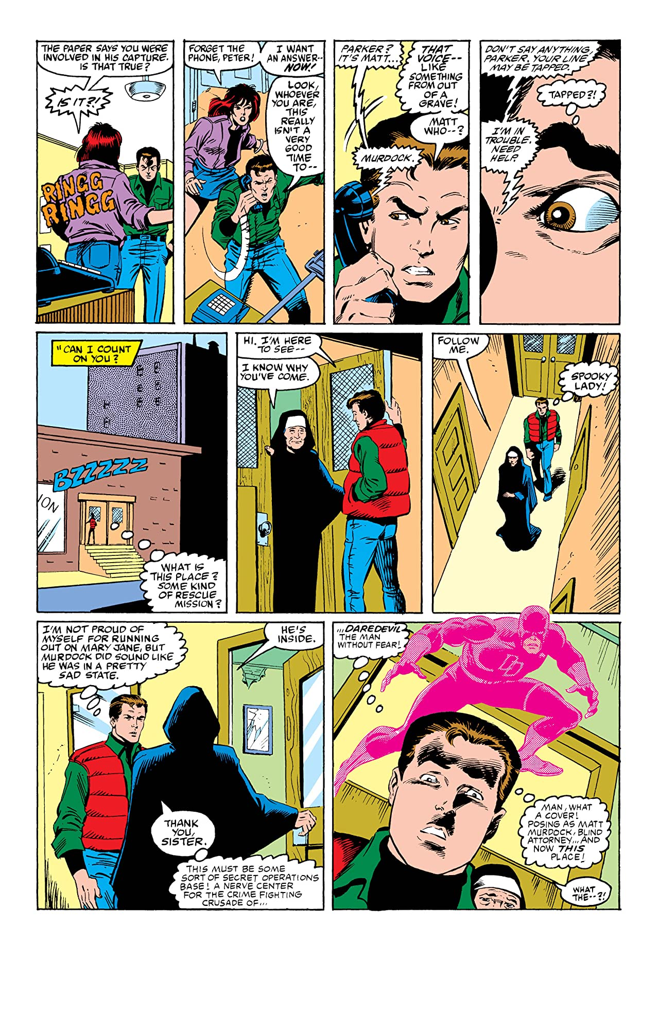 Amazing Spider-Man (1963-1998) #277