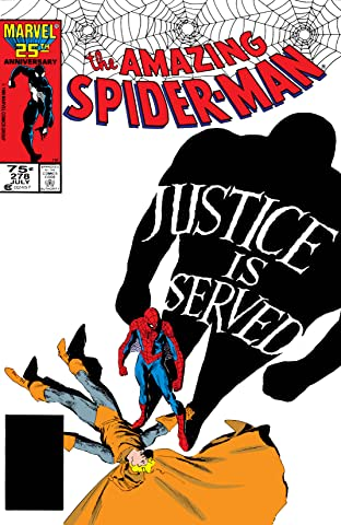 Amazing Spider-Man (1963-1998) #278