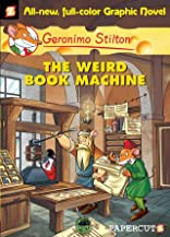 Geronimo Stilton Vol. 9: Weird Book Machine