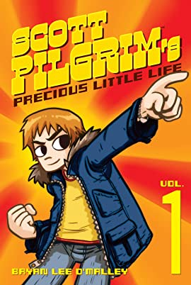 Scott Pilgrim Vol. 1: Scott Pilgrim's Precious Little Life Preview