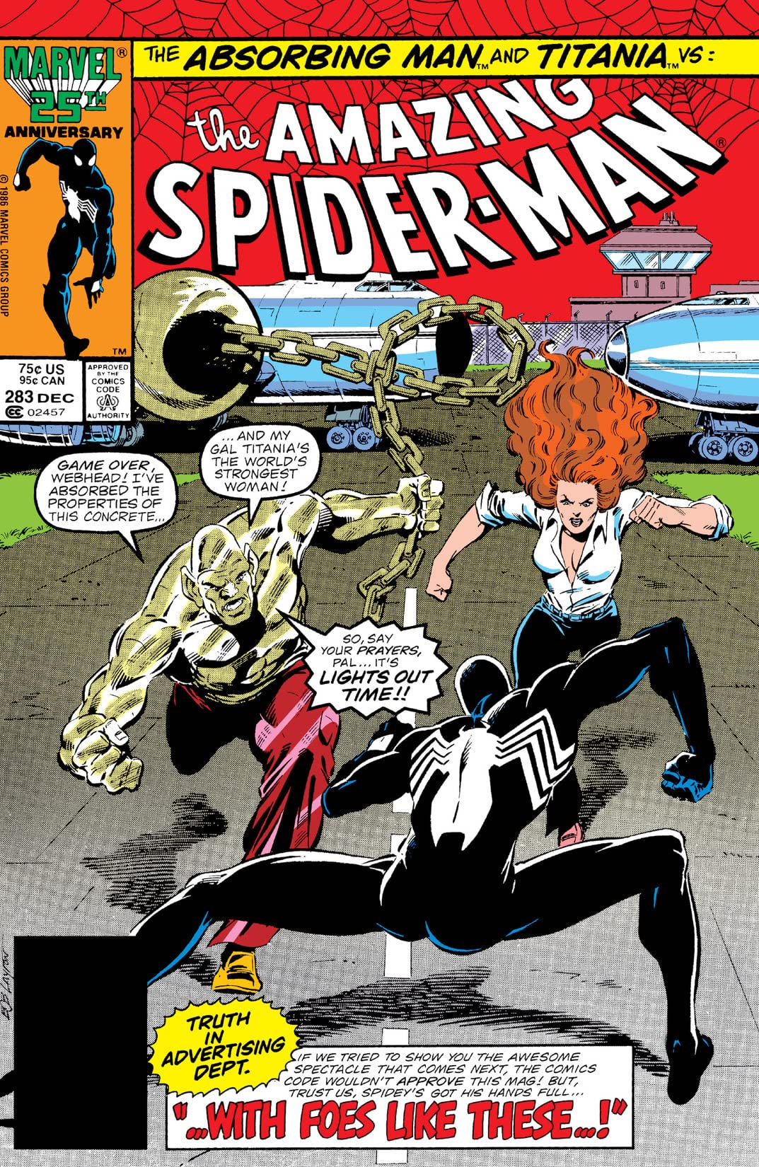Amazing Spider-Man (1963-1998) #283