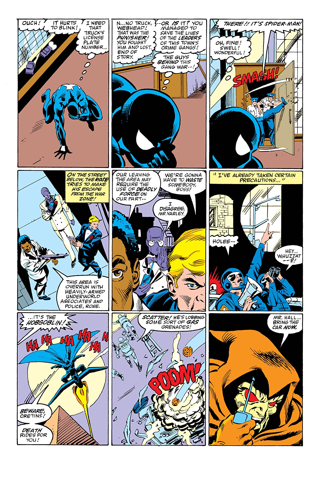 Amazing Spider-Man (1963-1998) #286