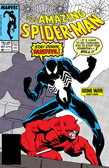 Amazing Spider-Man (1963-1998) #287