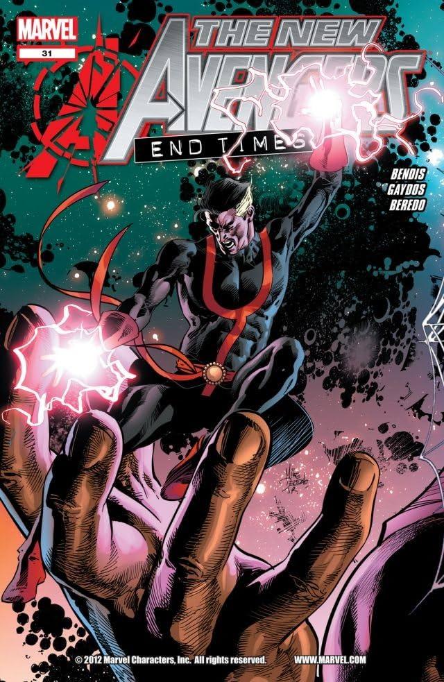 New Avengers (2010-2012) #31