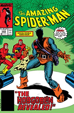 Amazing Spider-Man (1963-1998) #289