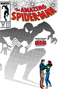 Amazing Spider-Man (1963-1998) #290