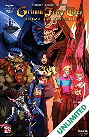 Grimm Animated Series: One-Shot
