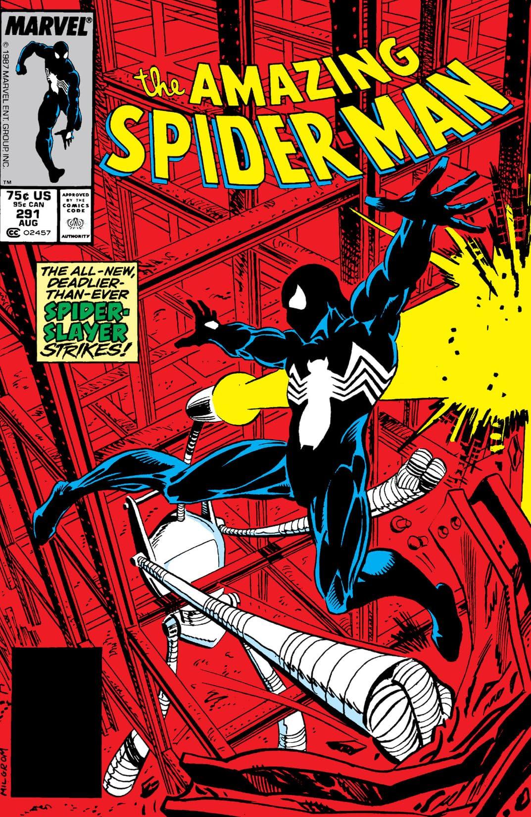 Amazing Spider-Man (1963-1998) #291