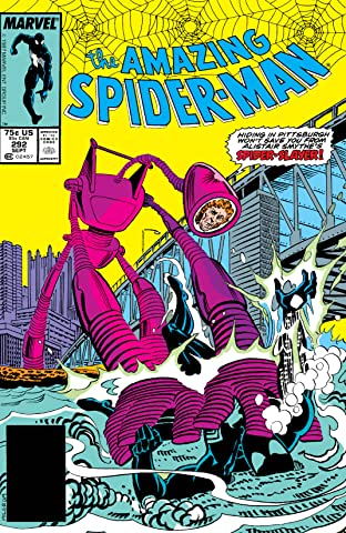 Amazing Spider-Man (1963-1998) No.292