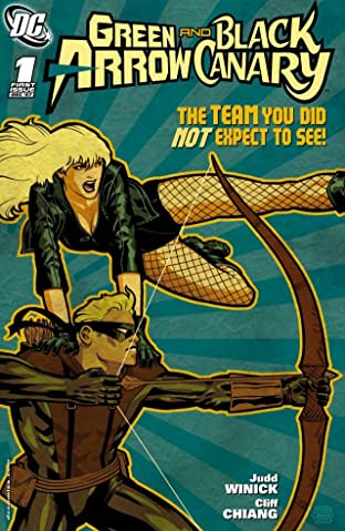 Green Arrow and Black Canary (2007-2010) No.1
